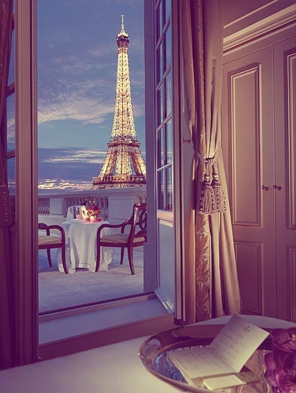 париж квартира фото