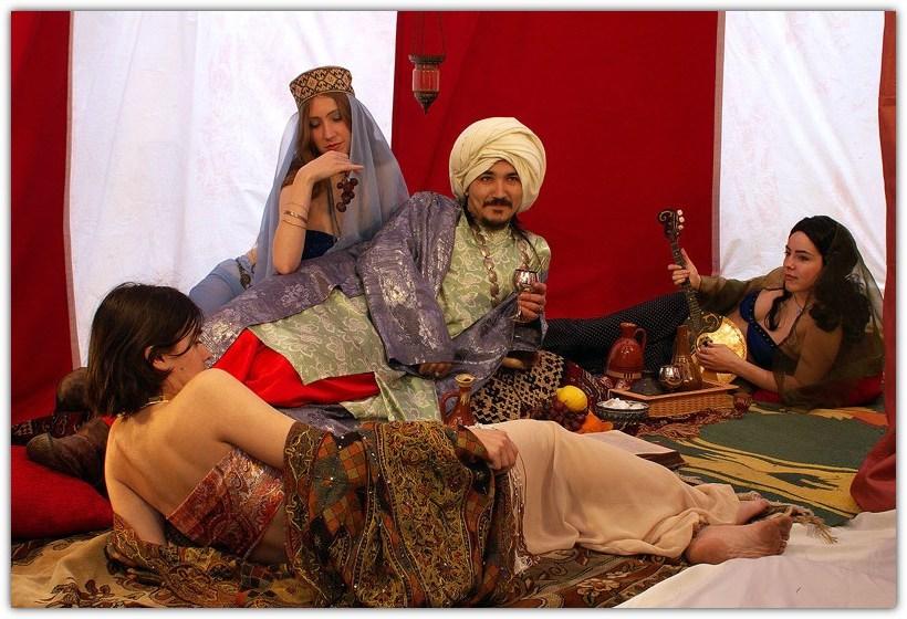 Поздравление для женщин от султана