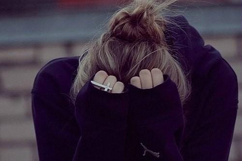 Грустные на аву слезы