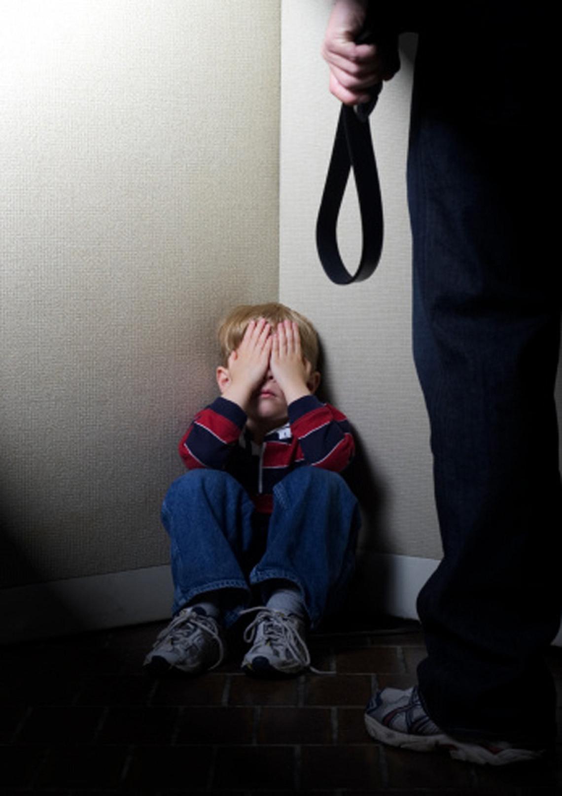 Как наказать ребенка ремнем фото