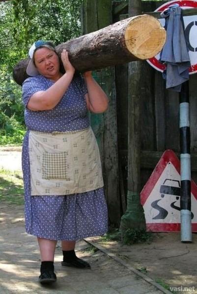 фото русскую по кругу