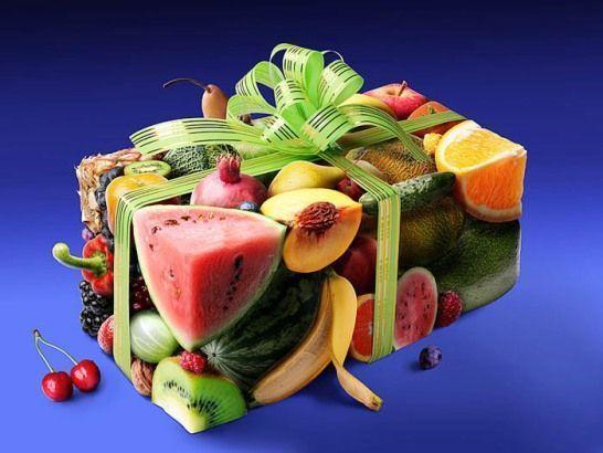 Поздравление на день рождение про овощи