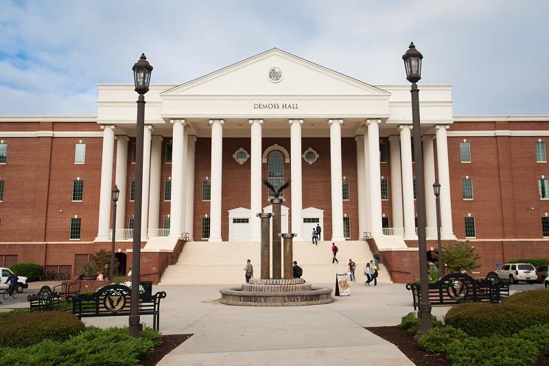 counseling 620 liberty university
