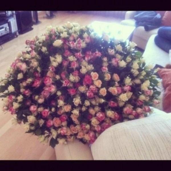Фото цветы в инстаграм