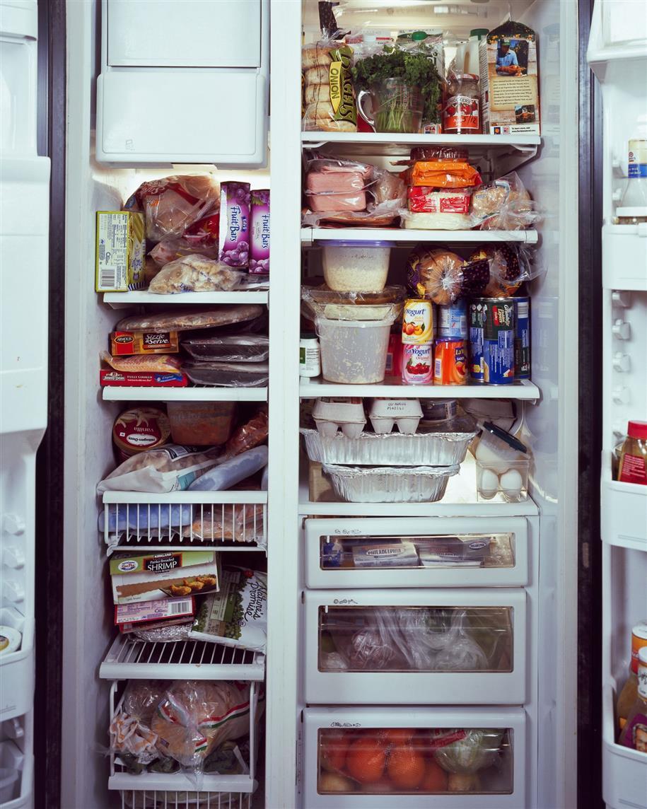 Делаем открытку из того что есть в холодильнике, смешные