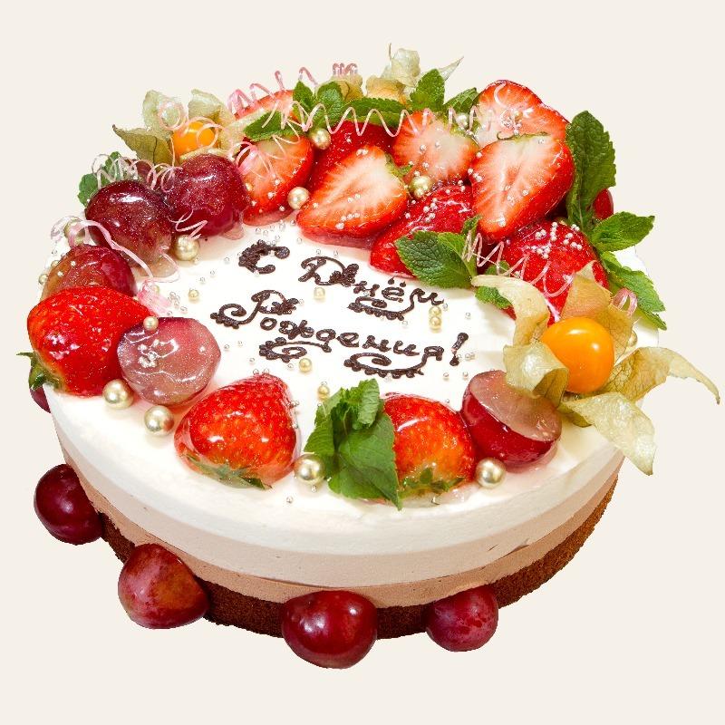 Картинки с тортами и поздравлениями