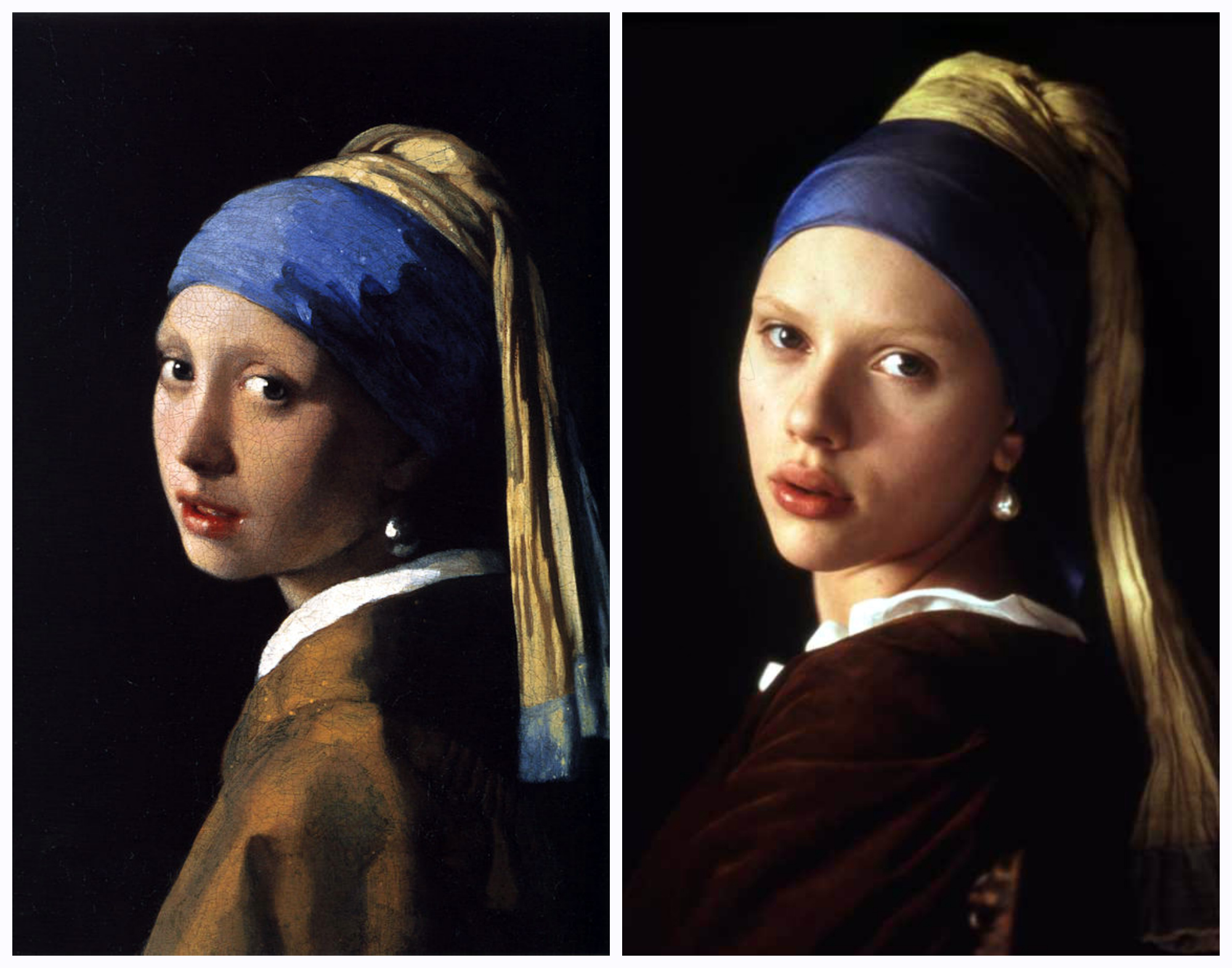 girl with a pearl earring reader Girl with a pearl earring is a quiet movie, shaken from time to time by ripples of emotional turbulence far beneath the surface it is about things not said, opportunities not taken, potentials not realized, lips unkissed all of these elements are guessed at by the filmmakers as they regard a.