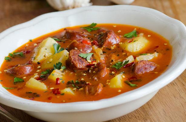 Супы красные рецепты фото