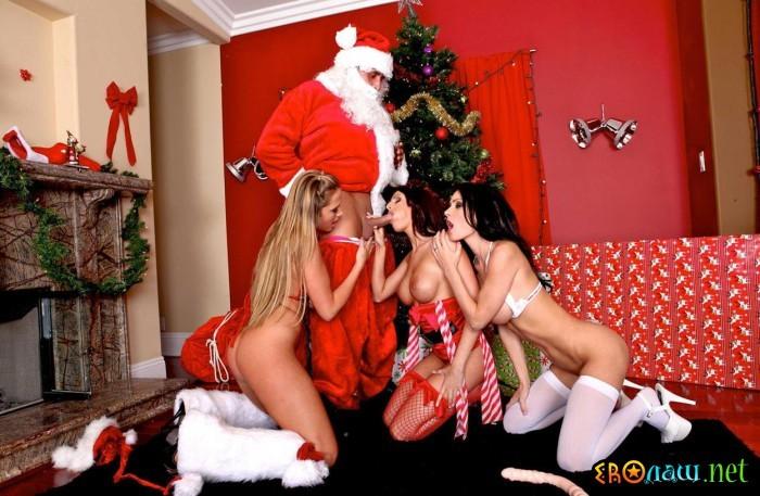 Смотреть Сэкс С Дедом Морозом
