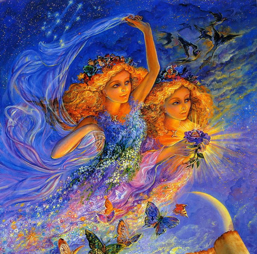 Картинка про, открытка с днем богинь