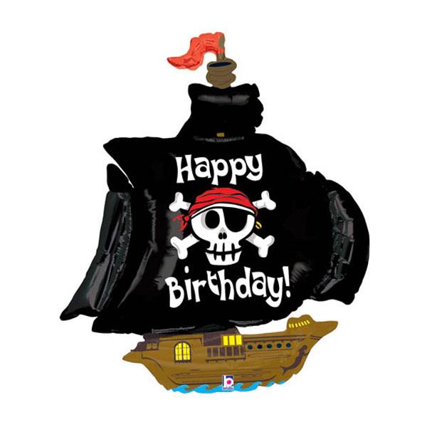 Прикольное поздравление с днем рождения пирата