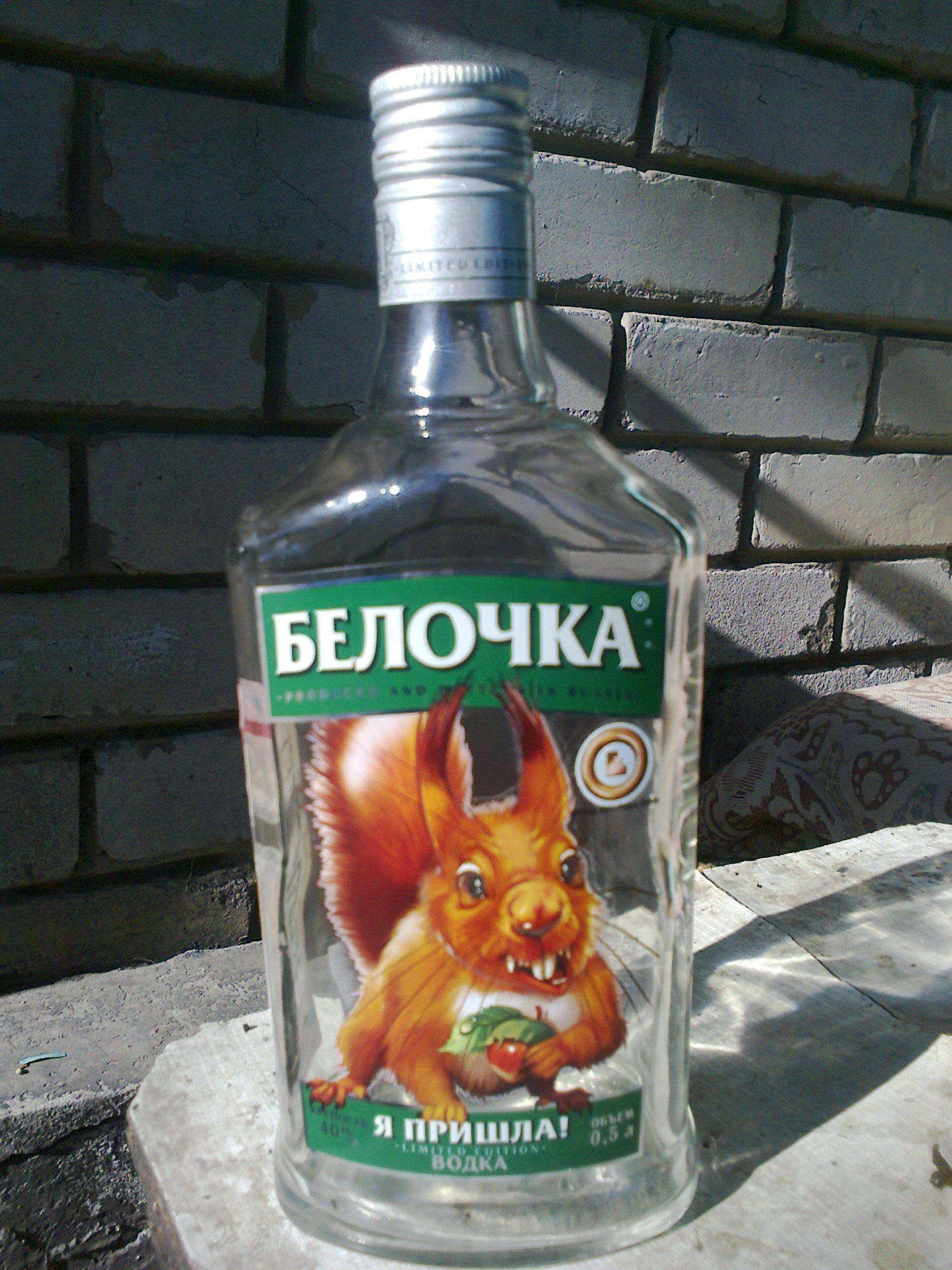 фистинг бутылкой водки белочка сбежит студёному