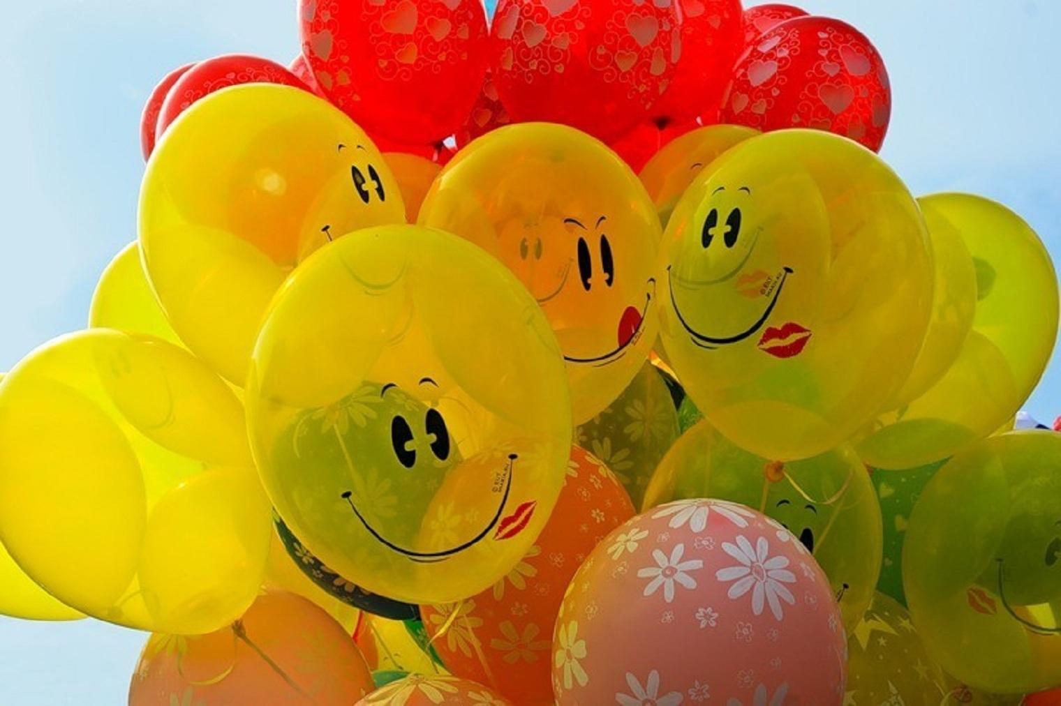 открытки с днем рождения шарики фото тех хозяев