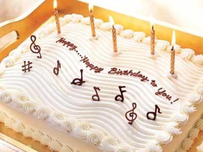 Открытки для музыканта с днем рождения