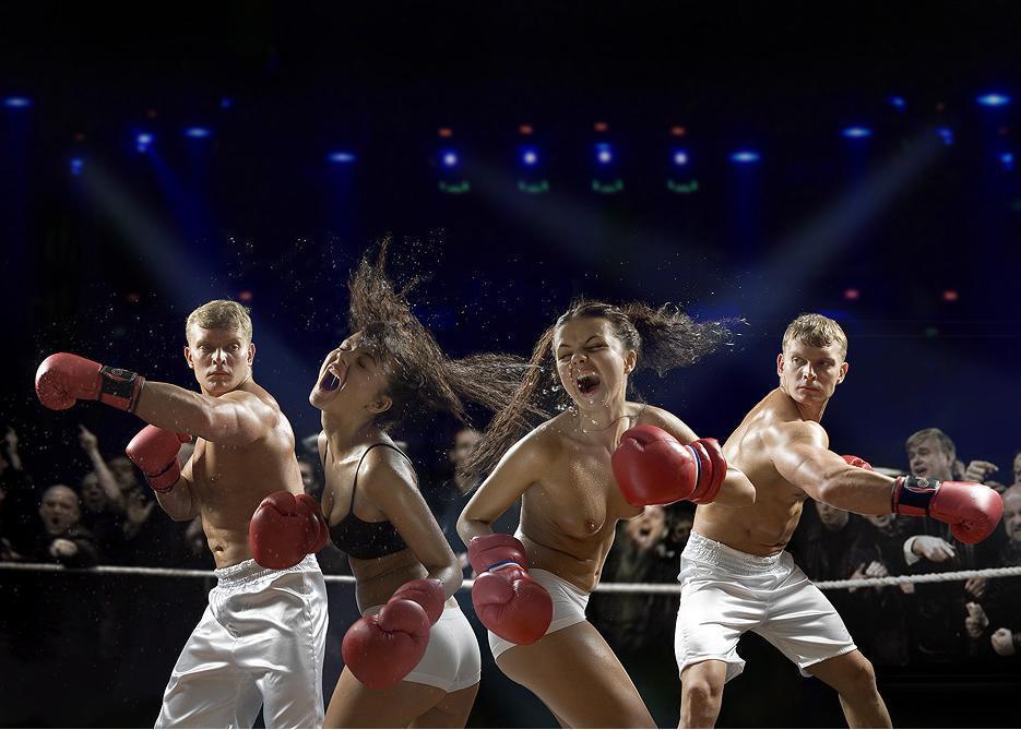 Смотреть телки ходят на мужском боксе видео, порно фотографии очень высокого качества