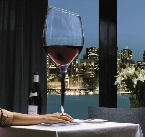 Открытка, картинки прикольные с бокалом вина