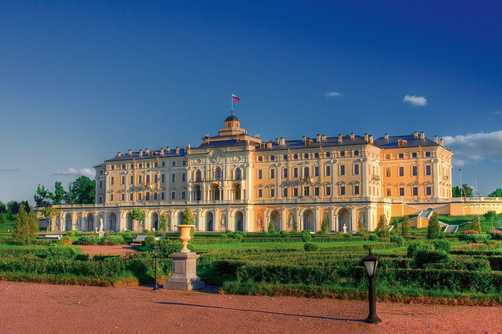 Дворец экскурсия