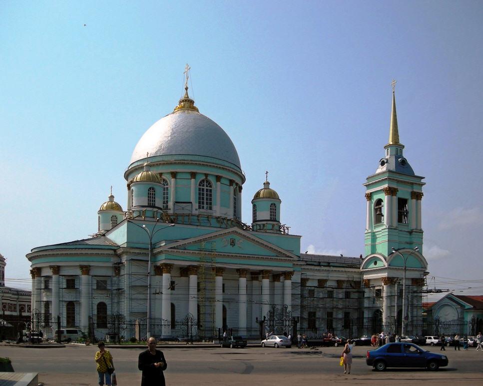 Картинки знаменского собора курск, поздравлениями
