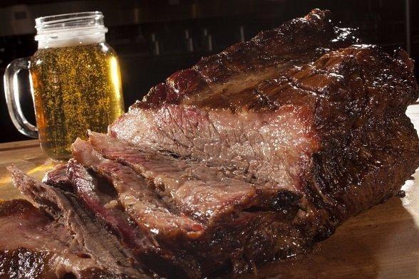 мясо в темном пиве тетки большие