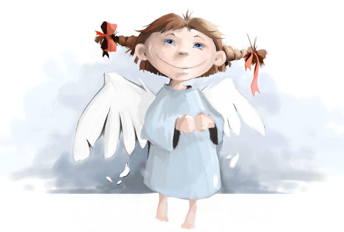 Прикол картинки с ангелами, макраме