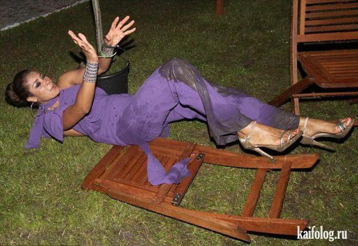 Фото пьяных баб