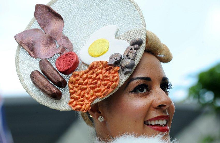 Ногтях, смешные шляпки картинки