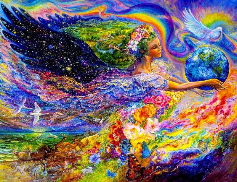 Поздравление смс, картинки о гармонии души